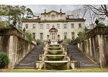 Atlanta landmark Swan House at Atlanta History Center