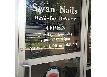Gainesville nail salon Swan Nails