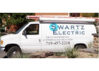Colorado Springs electrician Swartz Electric, LLC