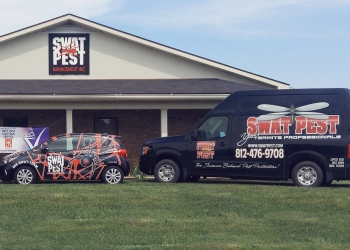 Evansville pest control company Swat Pest Management, Inc.