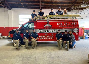 Nashville chimney sweep Sweeps & Ladders Chimney Service