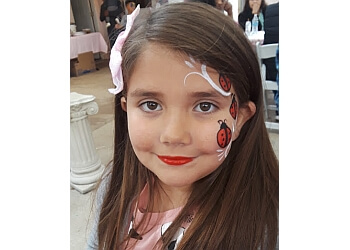 Moreno Valley face painting Sweet Cakes Face Paint