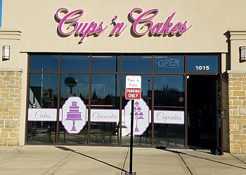 Joliet cake Cups 'n Cakes