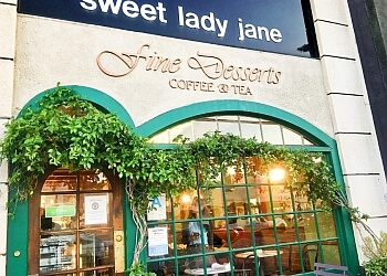 Los Angeles cake Sweet Lady Jane