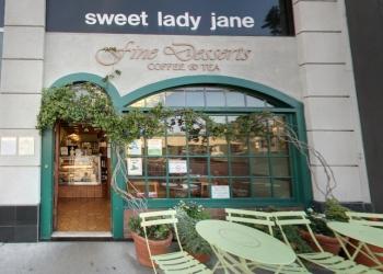 Los Angeles cake Sweet Lady Jane