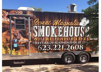 Gilbert food truck Sweet Magnolia Smokehouse
