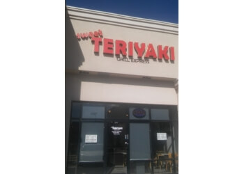 West Valley City japanese restaurant Sweet Teriyaki
