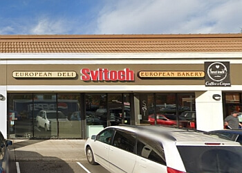 Vancouver bakery Sweet Touch Cafe & Svitoch