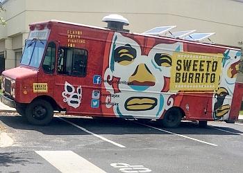 Jacksonville food truck Sweeto Burrito
