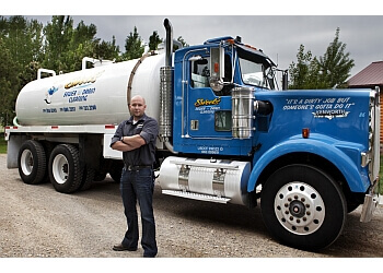 Boise City septic tank service Sweets Septic Tank & Backhoe Service Inc