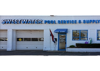 Boston pool service Sweetwater Pool Service