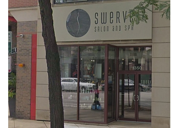 Chicago hair salon Swerve Salon & Spa
