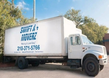 San Antonio moving company Swift Movers LLC