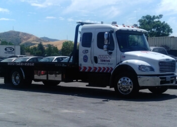 Simi Valley towing company Swink's Towing