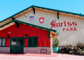 Chula Vista wedding planner Swiss Park & Hall