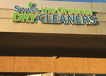 Dallas dry cleaner Swiss The Greener Dry cleaners