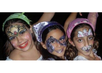 Pembroke Pines face painting Sybi's Face Painting