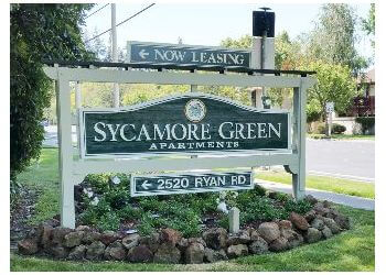 Concord apartments for rent Sycamore Green Apartments