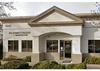 Elk Grove accounting firm Sydney H. Highley CPA