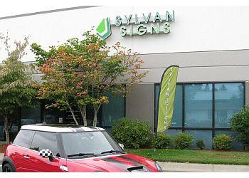 Portland sign company Sylvan Signs