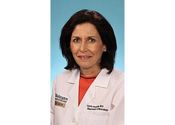 St Louis neurologist Sylvia Awadalla, MD