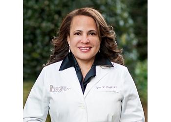 Atlanta dermatologist Sylvia W. Wright, MD