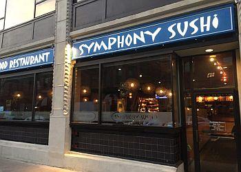 Boston sushi Symphony Sushi