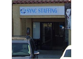 Riverside staffing agency Sync Staffing