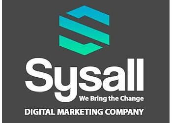 Kent web designer SYSALL, LLC