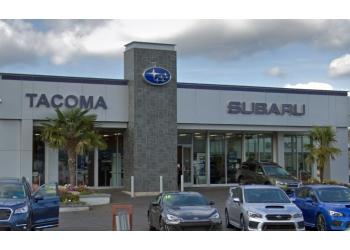 Tacoma car dealership TACOMA SUBARU