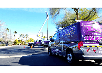 Tempe electrician TAP and Son's Electric, Inc.