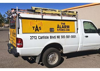 Albuquerque security system  TAS Security Systems, Inc.