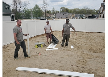 Detroit fencing contractor T. Buell's Superior Fence LLC