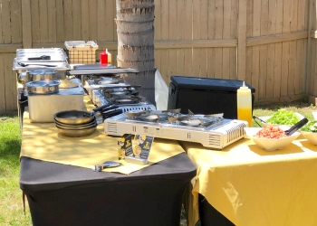 Ontario caterer TC Catering