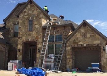 Denton roofing contractor TCR ROOFING LLC.