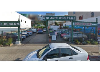 San Francisco used car dealer TD Auto Wholesale