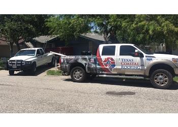 Corpus Christi roofing contractor TEXAS COASTAL ROOFING & CONSTRUCTION LLC.