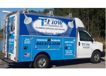 Charleston plumber T-Flow, Inc