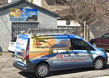 Ontario roofing contractor T & G Roofing Company