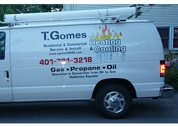 Providence hvac service T. Gomes Heating & Cooling
