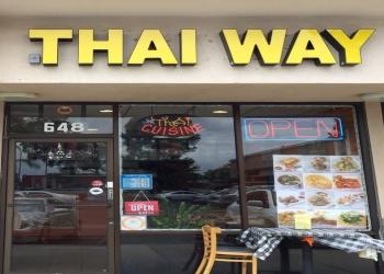 Santa Ana thai restaurant THAI WAY