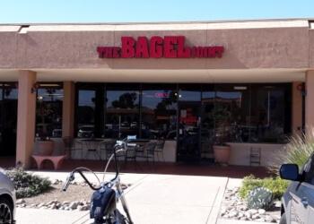 Tucson bagel shop THE BAGEL JOINT