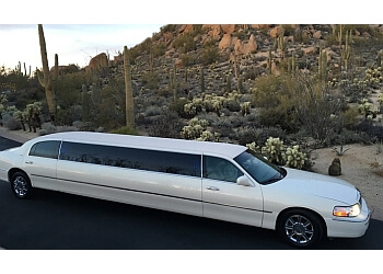 Visalia limo service THE BLACK TIE LIMOS LLC