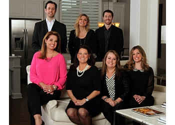 Frisco real estate agent THE CHRISTIE CANNON TEAM