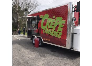Mobile food truck THE CREPE CRUSADERS