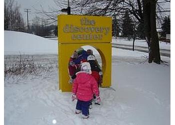 Ann Arbor preschool THE DISCOVERY CENTER