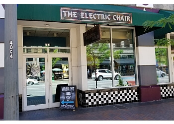 Boise City hair salon THE ELECTRIC CHAIR
