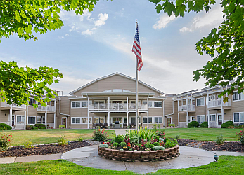 Kansas City assisted living facility THE GARDENS AT BARRY ROAD