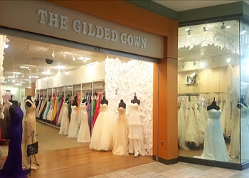 Knoxville bridal shop THE GILDED GOWN