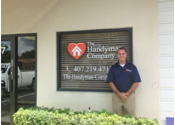 Orlando handyman THE HANDYMAN COMPANY